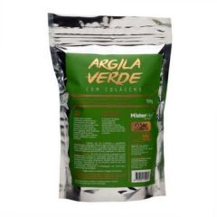 Argila Verde com Colágeno - 500g - Mister Hair
