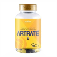 Artrate - 30 Cápsulas - NutriVale