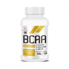 BCAA 1500mg - 120 Tabletes - Health Labs