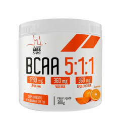 BCAA 5:1:1 - 300g - Health Labs