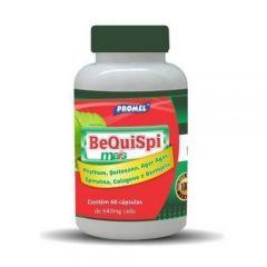 Bequispi - 60 Cápsulas - Promel