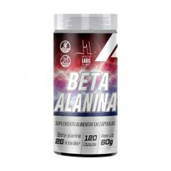 Beta Alanina - 120 Cápsulas - Health Labs