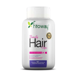 BHC (Beauty Hair Caps) - 30 Cápsulas - Fitoway