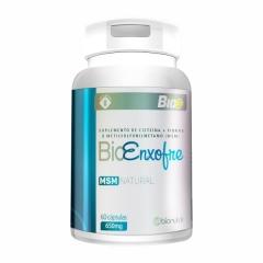 Bio Enxofre MSM - 60 Cápsulas - Bionutrir