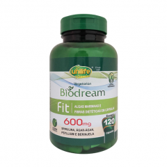 Biodream 600mg - 120 Cápsulas - Unilife
