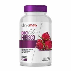 Biofit Hibisco - 60 Cápsulas - ClinicMais