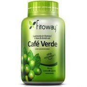 Café Verde 500mg (Green Coffee Slim) - 60 Cápsulas - Fitoway