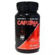 Cafeína Anidra - 120 Cápsulas - Health Labs