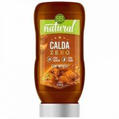 Calda Zero de Caramelo - 240g - SS Natural