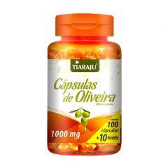 Cápsulas de Oliveira - 100 + 10 Cápsulas - Tiaraju