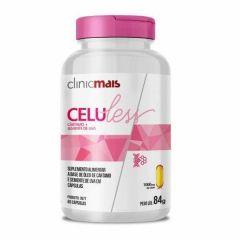 Celuless (Cártamo + Semente de Uva) - 60 Cápsulas - ClinicMais
