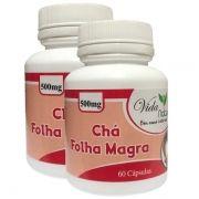 Chá Folha (Pholia) Magra - Promoção 2 Unidades - Vida Natural