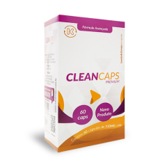 Clean Caps - 60 Cápsulas