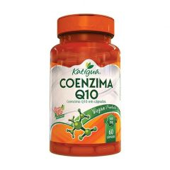 Coenzima Q10 - 60 Cápsulas - Katiguá