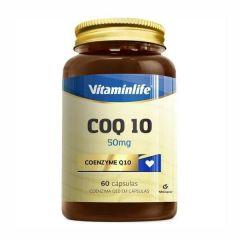 CoEnzyme Q10 - 60 Cápsulas - VitaminLife