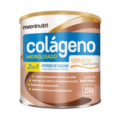 Colágeno Hidrolisado 2 em 1 Verisol - 250g - Maxinutri