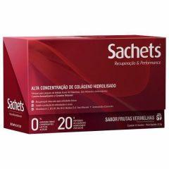 Colágeno Hidrolisado - Recuperação & Performance - 315g (15 Sachês) - Sachets