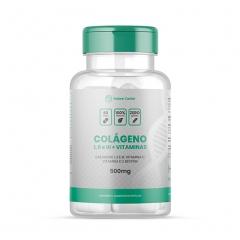 Colágeno Tipo 1, 2 e 3 + Vitaminas - 60 Cápsulas - Nature Center
