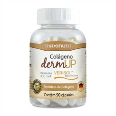 Colágeno Verisol Dermup - 90 Cápsulas - Maxinutri