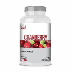 Cranberry -  60 Cápsulas - Chá Mais