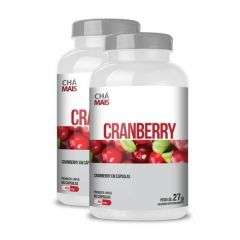Cranberry - Promoção 2 Unidades - Chá Mais