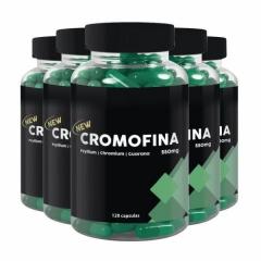 Cromofina - Promoção 5 Unidades
