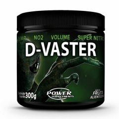 D-Vaster - 300g - Power Supplements
