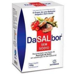 DaSalbor - 100g - Sanibras