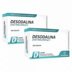 Desodalina - Promoção 2 Unidades - Sanibras