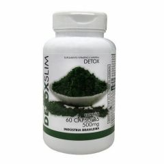 Detox Slim - 60 Cápsulas