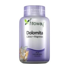 Dolomita - 60 Cápsulas - Fitoway
