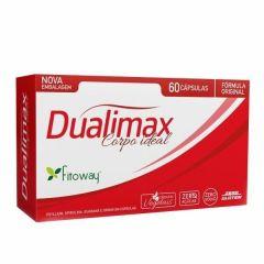 Dualimax Corpo Ideal - 60 Cápsulas - Fitoway