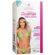 Dualimax Weight Control - 90 Cápsulas - Fitoway