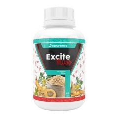 Excite Maxx - 60 Cápsulas - Naturemed