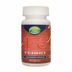 Ferro - 60 Cápsulas - Nutri Gold