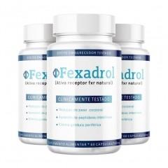 Fexadrol - Promoção 3 Unidades