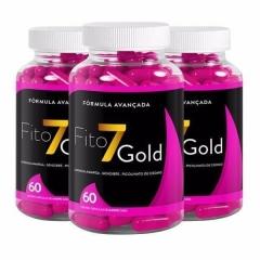 Fito 7 Gold Original - Promoção 3 Unidades