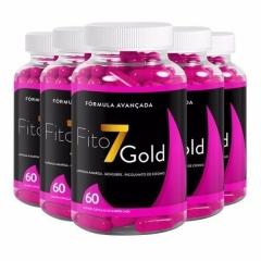 Fito 7 Gold Original - Promoção 5 Unidades