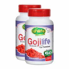 Goji Life - Promoção 2 Unidades - Unilife