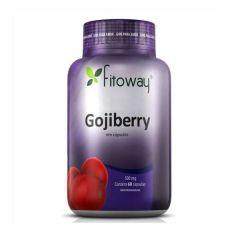 Goji Berry - 60 Cápsulas - Fitoway