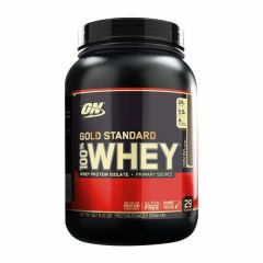 Gold Standard 100% Whey Protein - 910g(2lbs) - Optimum Nutrition