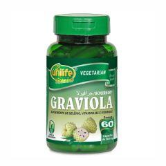 Graviola - 60 Cápsulas - Unilife