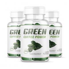 Green Coffee Power - Promoção 3 Unidades