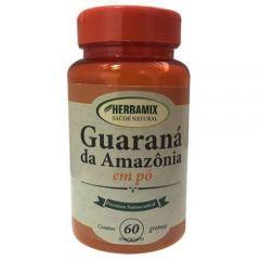 Guaraná da Amazônia em Pó - 60g - Herbamix