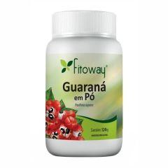 Guaraná em Pó - 120g - Fitoway