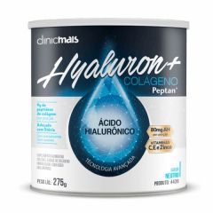 Hyaluron + Colágeno - 275g - ClinicMais