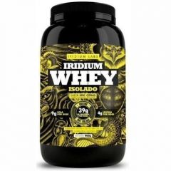 Iridium Whey Protein Isolado Sabor Epic Citrus - 900g - Iridium Labs