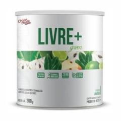 Livre + Green Instantâneo Zero Açúcar -  200g - Chá Mais
