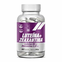 Luteína + Zeaxantina - 60 Cápsulas - Health Labs