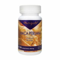 Maca Peruana - 180 Comprimidos - Nutri Gold